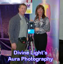 Divine Light's Aura Photography Team